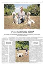 Esslinger Zeitung Artikel